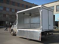 Занимаемся изготовлением, профессиональным ремонтом и переоборудованием автомобильных фургонов