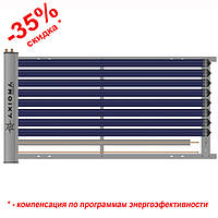 "AXIOMA energy ""Балконный"" Вакуумный солнечный коллектор U-pipe, AX-10U, AXIOMA energy"