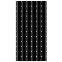 Сонячна батарея (панель) 330Вт, 24В, монокристаллическая, PLM-330M-72, Perlight Solar