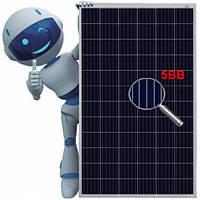 Солнечная батарея (панель) 330Вт, поликристаллическая JAP72S01-330/SC, JASolar