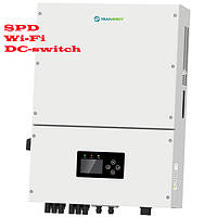 Trannergy Сетевой солнечный инвертор 20 кВт трехфазный (Модель TRN020KTL), Trannergy