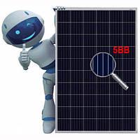 Сонячна батарея (панель) 275Вт, полікристалічна JAP60S01-275/SC, 5BB, JASolar