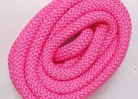 Скакалка для художественной гимнастики ярко-розовая (Испания)