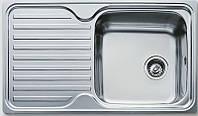Кухонная мойка TEKA CLASSIC 1B 1D декор (10119057)