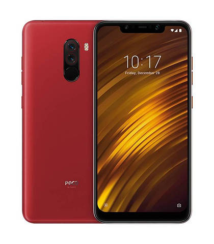 Xiaomi Pocophone F1 6/64Gb EU Red