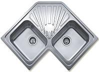 Кухонная мойка  TEKA CLASSIC ANGULAR 2B полированная (10118005)