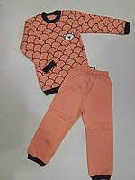 Пижама детская теплая ТМ Робинзон (92,98)