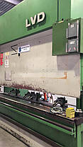 LVD PPE 80-3100mm   Листогибочный пресс гидравлический бу Бельгия   кромкогиб бу, фото 3