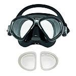 Диоптрии для подводной маски