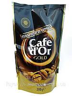 Кофе растворимый в пакетах Cafe Dor, 200г