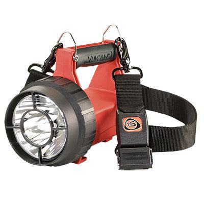 Взрывозащищенный групповой фонарь пожарного Vulcan® LED ATEX