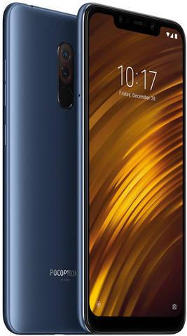 Xiaomi Pocophone F1 6/128Gb EU Blue