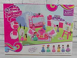 Мебель для кукол Спальня В коробке 5988-2
