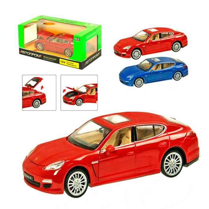 "Машинка Автопром ""Porsche Panamera S"" 68245A"