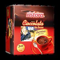 Горячий шоколад Ristora Порционный 50шт по 25г, фото 1