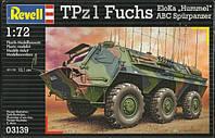"Немецкий бронетранспортер TPz A1 Fuchs Hummel"""
