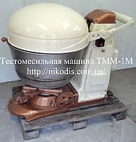 Машина тестомесильная с подкатной дежей ТММ-1М (Тестомес ТММ-1М)