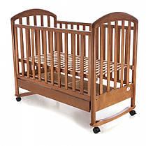 Детская кроватка Baby Care BC-900BC тик, фото 3