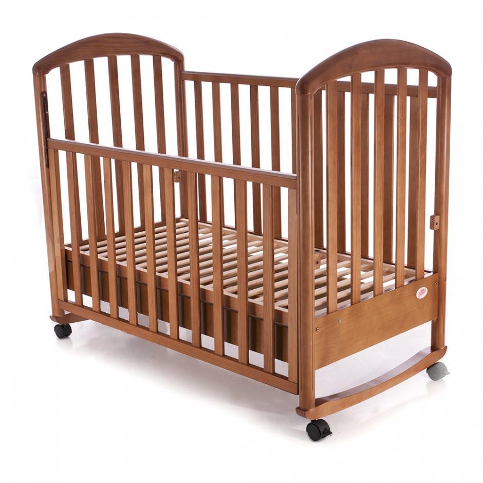 Детская кроватка Baby Care BC-900BC тик