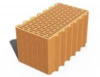 Керамический поризованный блок, фото 1