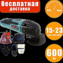 Многофункциональный инструмент реноватор Eurotec ER 206 мультиинструмент универсальный с набором