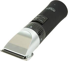 Беспроводная машинка для стрижки волос Adler AD 2810 Черная (gr006643)