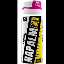 Fitness Authority Xtreme Napalm Igniter Shot 60ml. Предтренировочный комплекс.