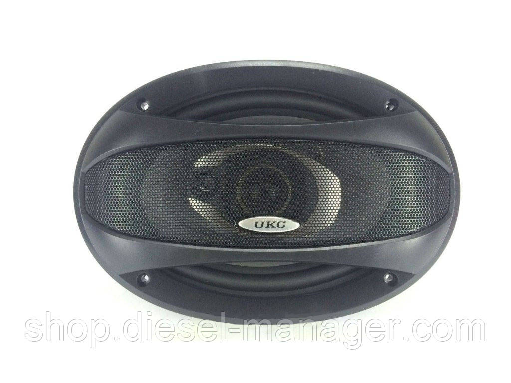 Автомобильная акустика UKC 6973 15x23 см
