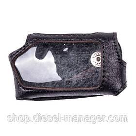 Чехол для брелока Pandora DXL 5000 Valenta кожаный Черный (РК711)
