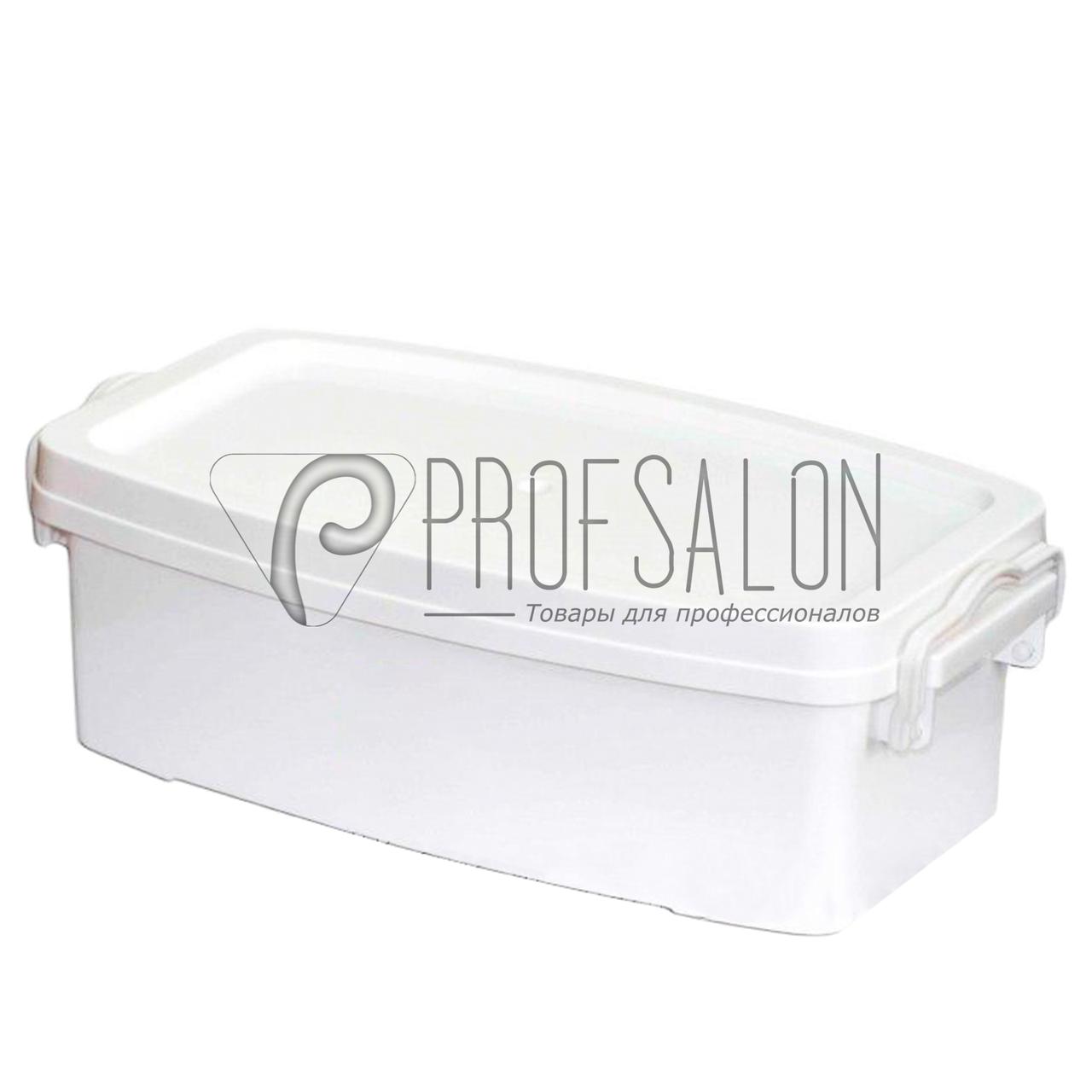 Лоток - Контейнер для дезинфекции, ёмкость 3 л, повышенного качества, белый