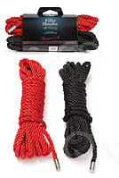 Бондажные веревки Fifty Shades of Grey Restrain Me Bondage Rope Twin Pack