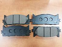"Колодки тормозные передние TOYOTA CAMRY седан (XV4) 2.0-3.5 2006-2011;CAMRY седан (XV5) 2011>, ""TRW"" GDB3429"