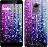 """Чехол на Xiaomi Redmi 4 Капли воды """"3351c-417-2911"""""""