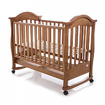 Детская кроватка Baby Care BC-411BC тик, фото 3