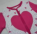 Комбинезон хлопковый для девочки (Nicol, Польша), фото 2