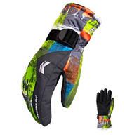 Перчатки лыжные, сноубордические. Разные расцветки