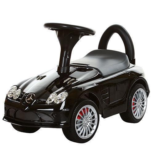 Каталка-толокар Bambi Mercedes M 3189S-2 Черный (intM 3189S-2 )