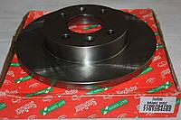 Диск передний тормозной  малый (диаметр 13) Логан,Ларгус,Сандеро grog Корея