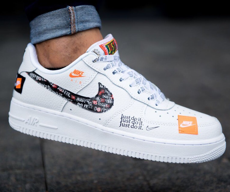Nike Air Force 1 07 Premium Just Do It Pack :
