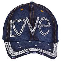 Кепка женская бренд LOVE 1