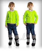 Куртка Next кожзам (р-ры: 98-128 см) в 3 цветах