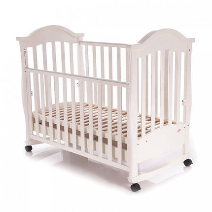 Детская кроватка Baby Care BC-411BC слоновая кость, фото 2