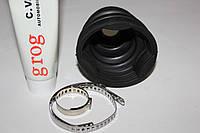 Пыльник гранаты внутренний (под трёхшип) со смазкой Сенс, Таврия grog Корея