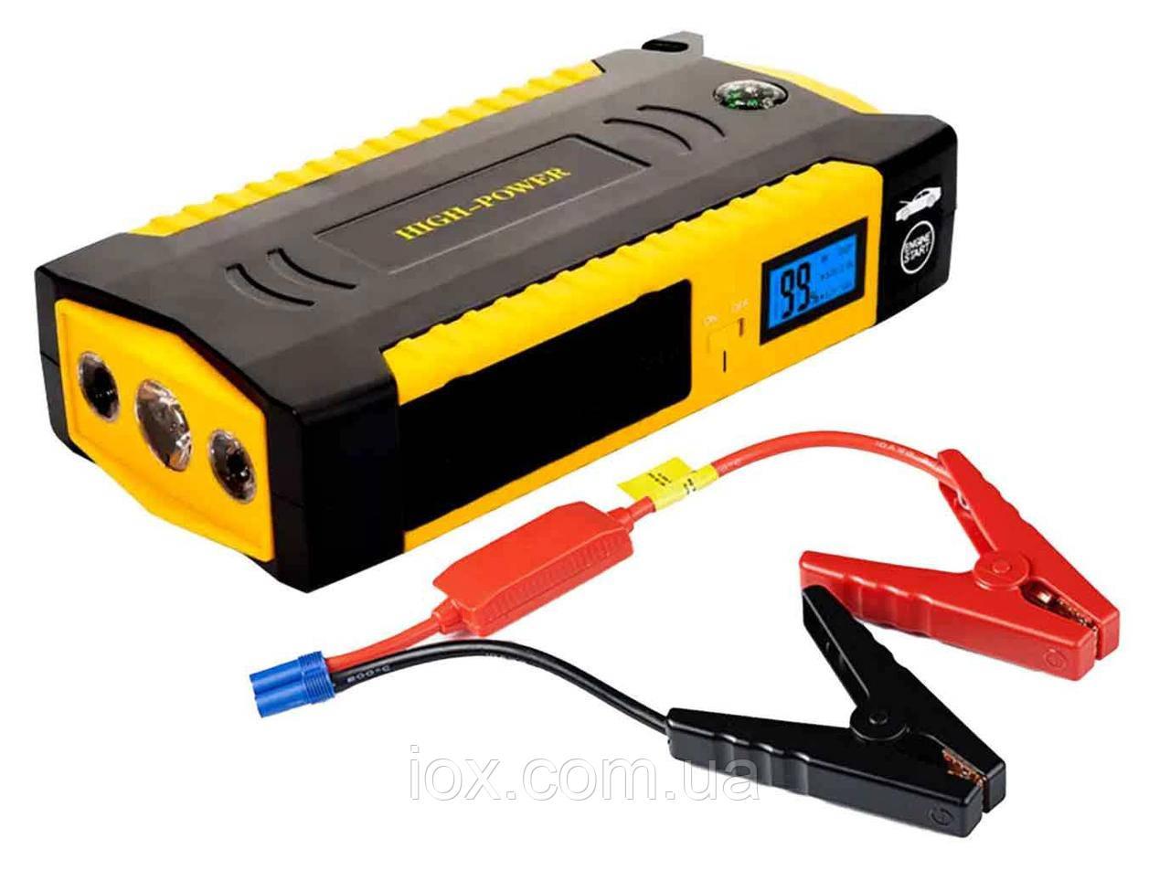 Пусковое зарядноe устройство L049 Jump starter для авто 69800mAh