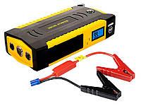 Пусковое зарядноe устройство L049 Jump starter для авто 69800mAh, фото 1