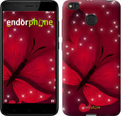 "Чехол на Xiaomi Redmi 4X Лунная бабочка ""1663c-778-2911"""