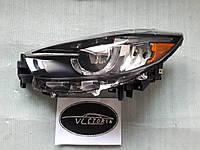 Фара левая KA0G51041H LED Mazda CX 5 15-17 БУ, фото 1
