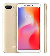 Смартфон Xiaomi Redmi 6 3/64GB GL (Gold)