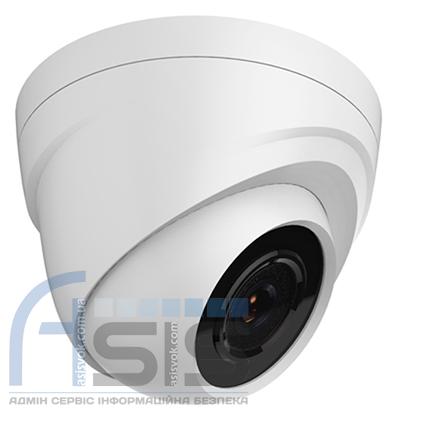 1 МП HDCVI видеокамера DH-HAC-HDW1000R-S2 (3.6мм)
