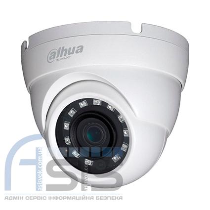 2 Мп HDCVI відеокамера DH-HAC-HDW1200RP (3.6 мм)